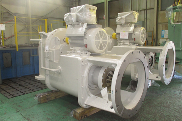 Maintenance of other gearboxes (mixers, cooling tower fandrives)